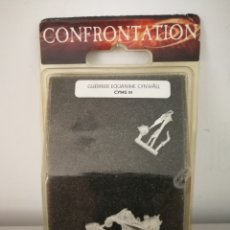 Juegos Antiguos: FIGURA WARHAMMER CONFRONTATION. Lote 171987463