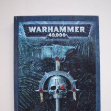 Juegos Antiguos: WARHAMMER 40,000 - 40000 - 40K - LIBRO REGLAMENTO DE 2004 Y 270 PÁGINAS - GAMES WORKSHOP. Lote 172020712