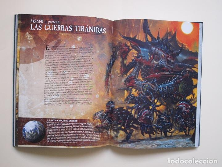 Juegos Antiguos: WARHAMMER 40,000 - 40000 - 40K - LIBRO REGLAMENTO DE 2004 Y 270 PÁGINAS - GAMES WORKSHOP - Foto 5 - 172020712