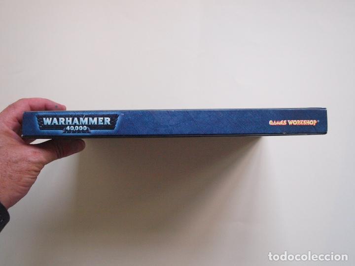 Juegos Antiguos: WARHAMMER 40,000 - 40000 - 40K - LIBRO REGLAMENTO DE 2004 Y 270 PÁGINAS - GAMES WORKSHOP - Foto 8 - 172020712