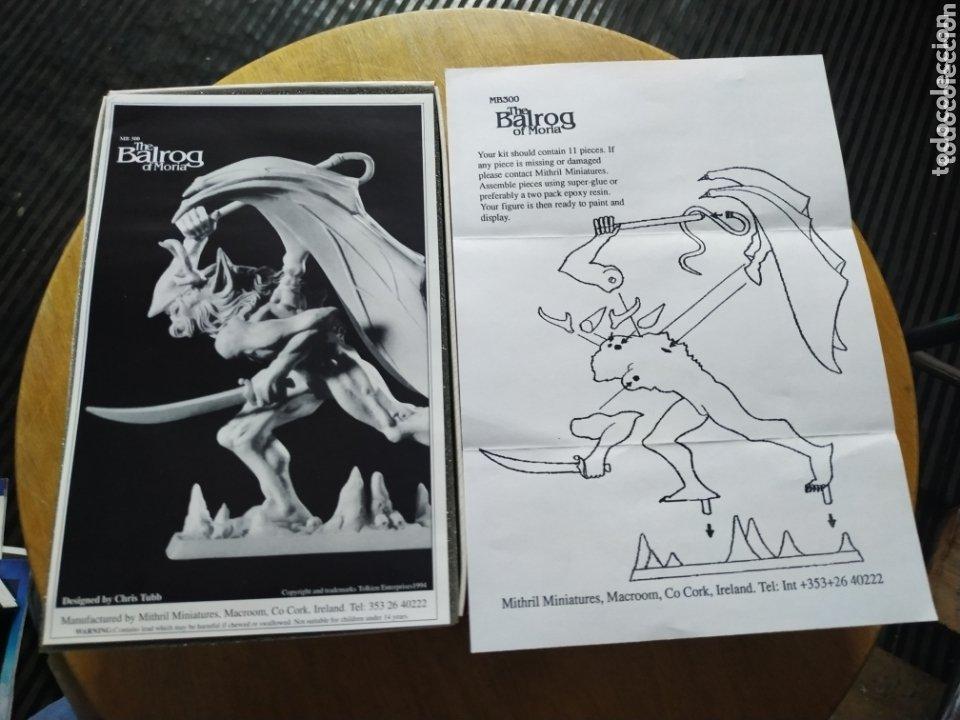 Juegos Antiguos: The Balrog of Moría (Mithril) - Foto 2 - 172849509