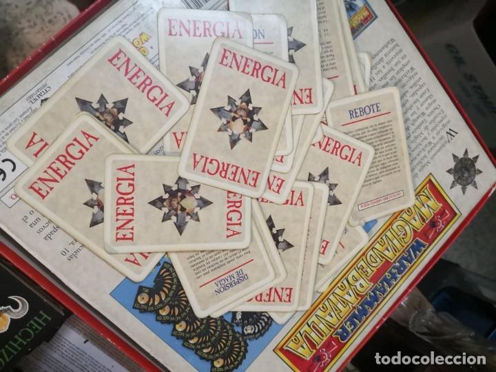 Juegos Antiguos: SUPLEMENTO DE MAGIA PARA WARHAMMER EL JUEGO DE BATALLAS FANTÁSTICAS AÑO 1994 GAMES WORKSHOP - Foto 12 - 173079754