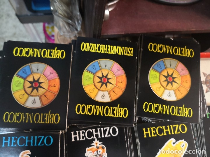 Juegos Antiguos: SUPLEMENTO DE MAGIA PARA WARHAMMER EL JUEGO DE BATALLAS FANTÁSTICAS AÑO 1994 GAMES WORKSHOP - Foto 18 - 173079754