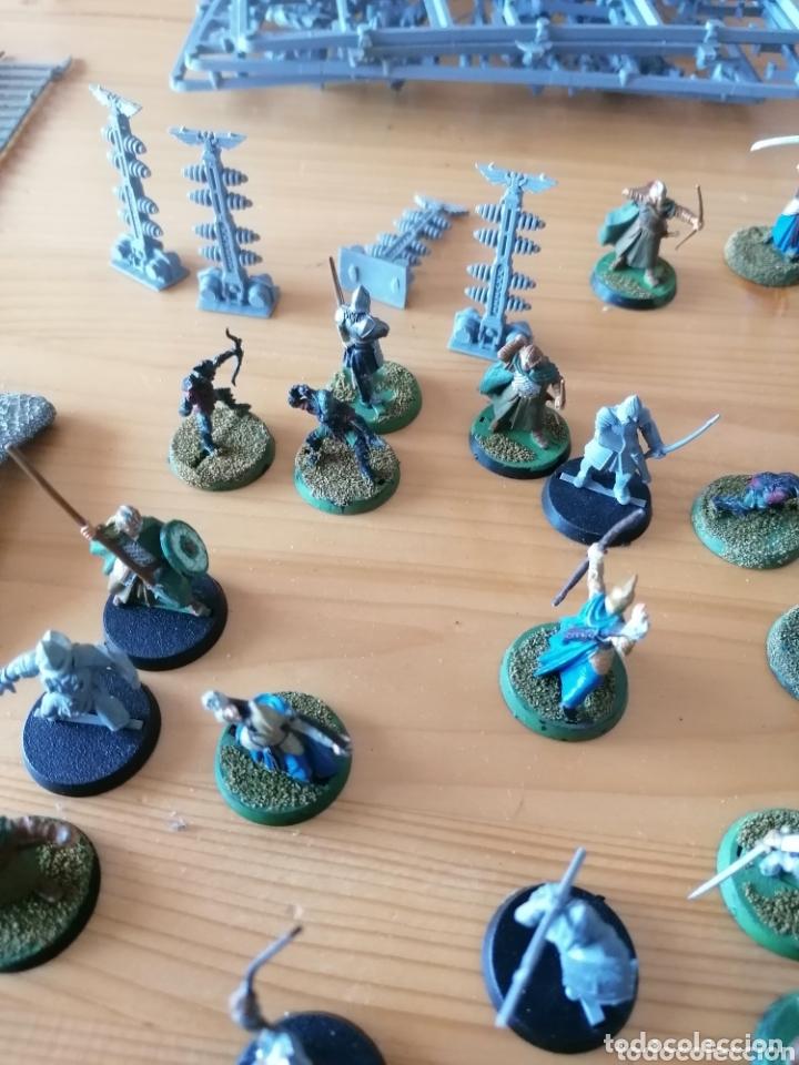 Juegos Antiguos: Warhammer lote grande - Foto 7 - 174177145