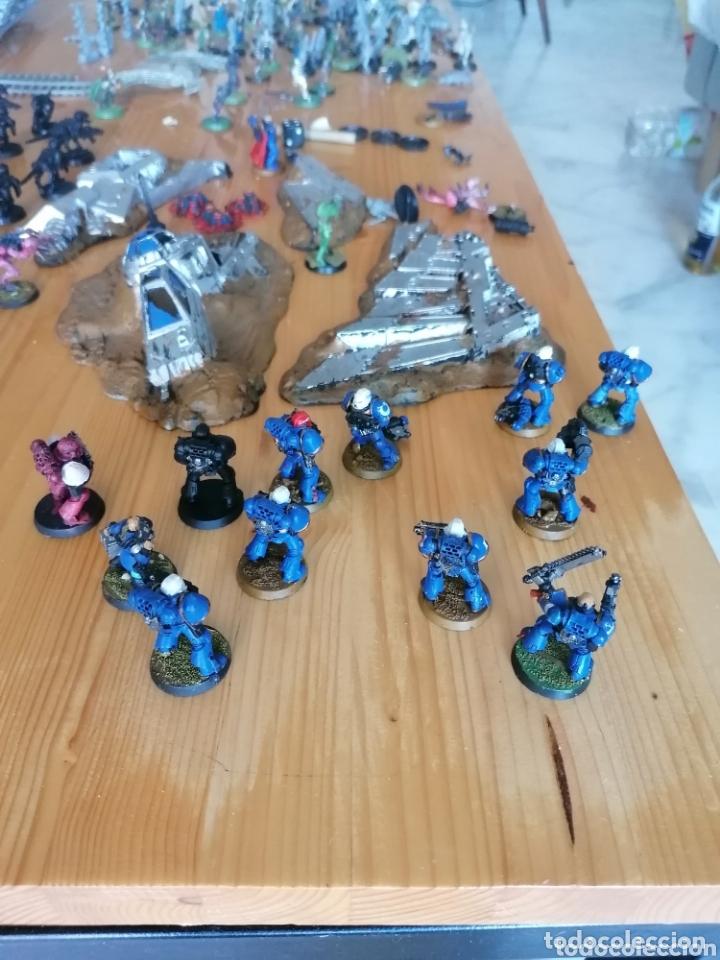 Juegos Antiguos: Warhammer lote grande - Foto 10 - 174177145