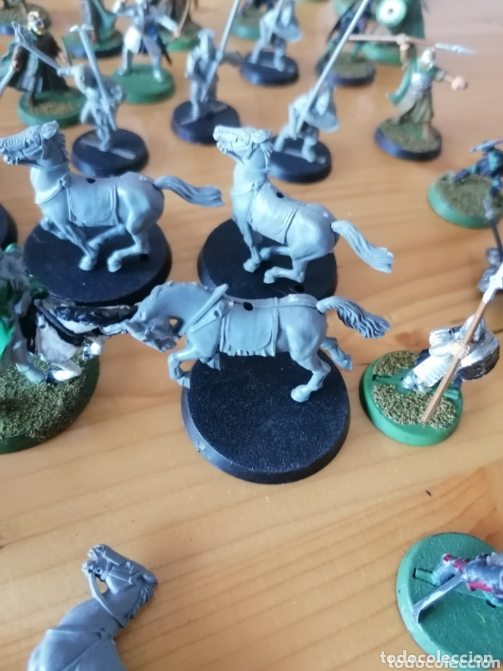 Juegos Antiguos: Warhammer lote grande - Foto 12 - 174177145