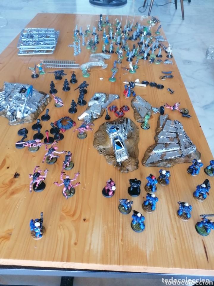 WARHAMMER LOTE GRANDE (Juguetes - Rol y Estrategia - Warhammer)