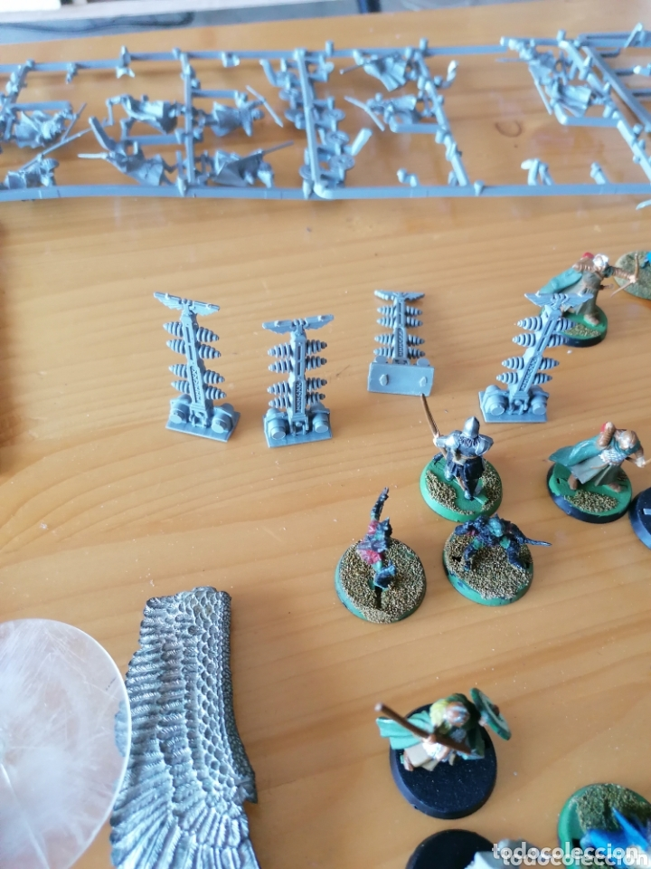 Juegos Antiguos: Warhammer lote grande - Foto 14 - 174177145