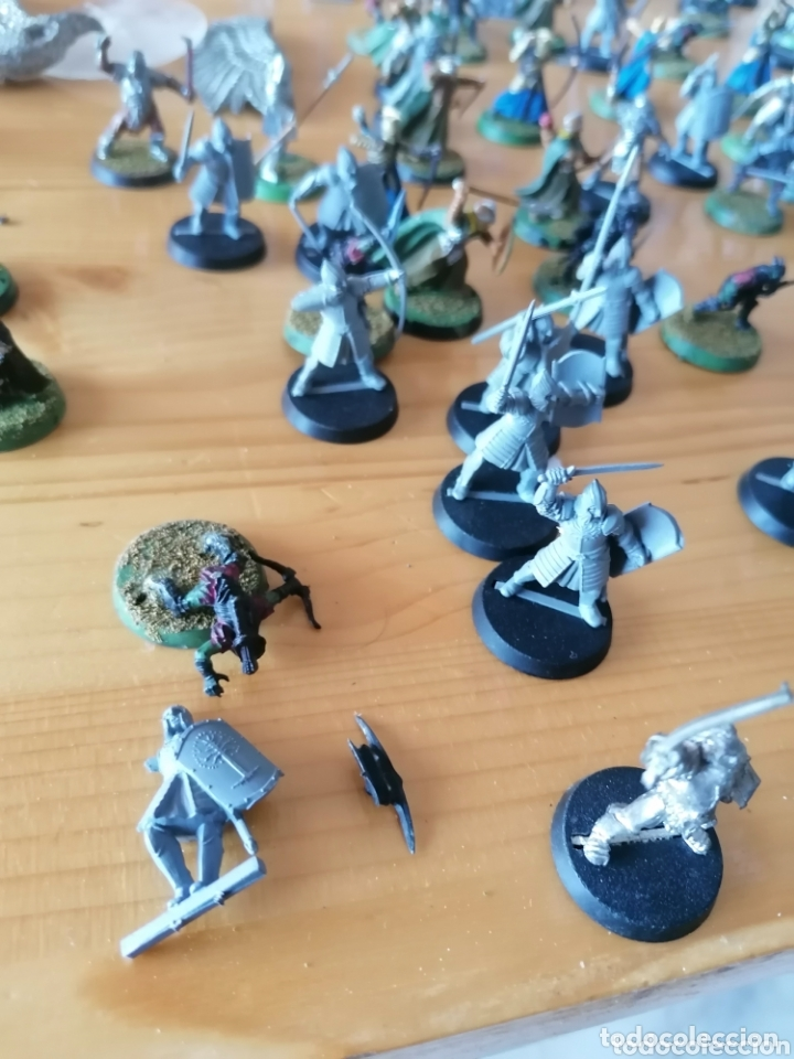 Juegos Antiguos: Warhammer lote grande - Foto 17 - 174177145