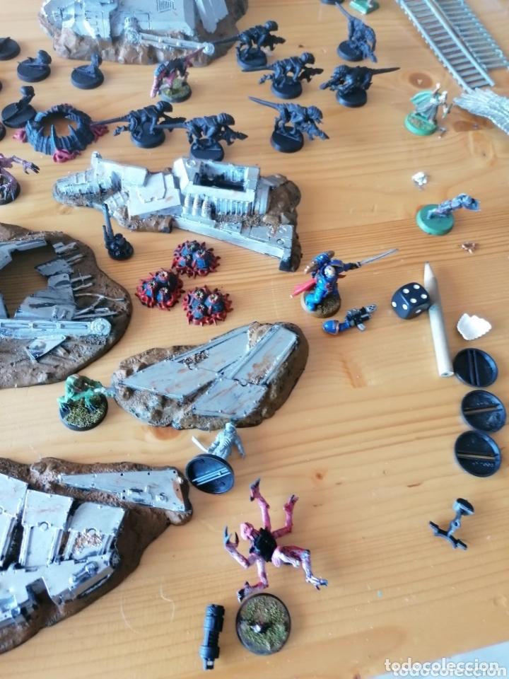 Juegos Antiguos: Warhammer lote grande - Foto 26 - 174177145