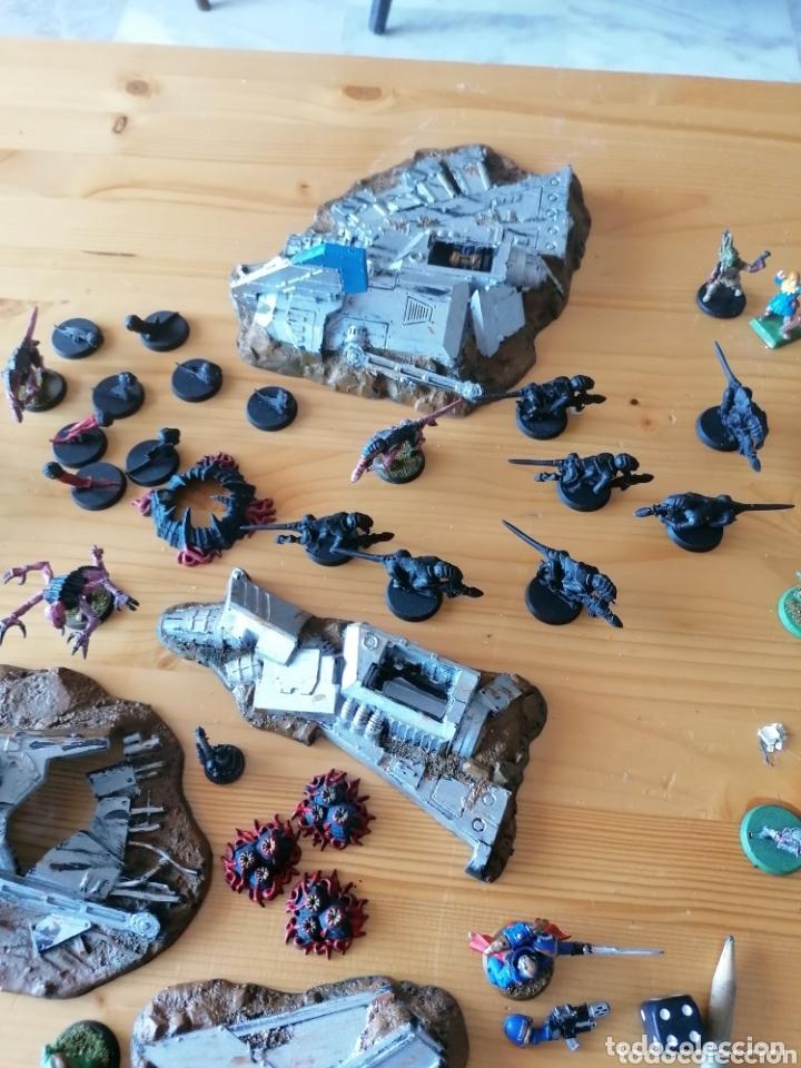 Juegos Antiguos: Warhammer lote grande - Foto 27 - 174177145