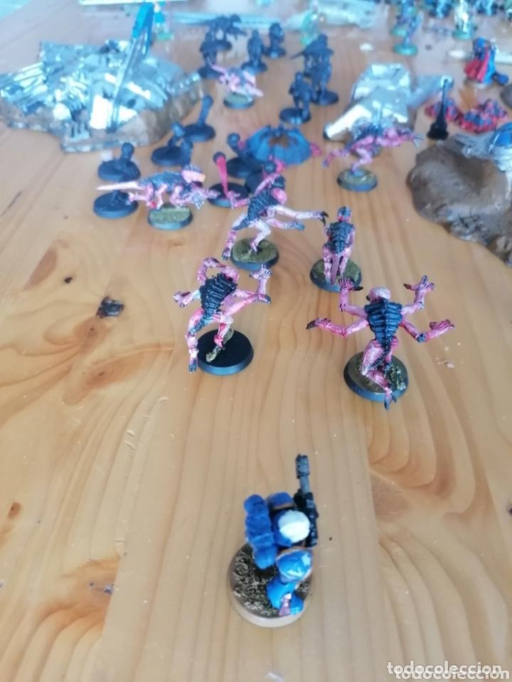Juegos Antiguos: Warhammer lote grande - Foto 31 - 174177145