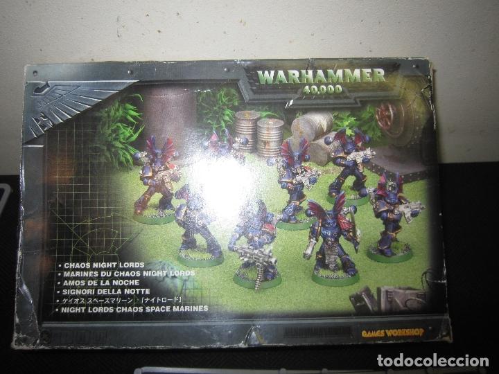 Juegos Antiguos: LOTE WARHAMMER - Foto 2 - 176191459