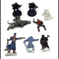 Juegos Antiguos: LOTE FIGURAS WARHAMMER METAL DESCATALOGADAS. Lote 176567098