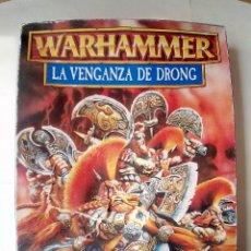 Juegos Antiguos: WARHAMMER-CAMPAÑA LA VENGANZA DE DRONG-VER FOTOS. Lote 177426557