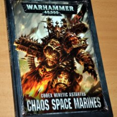 Juegos Antiguos: WARHAMMER 40.000 - CHAOS SPACE MARINES - EDITA: GAMES WORKSHOP - AÑO 2017. Lote 178137569