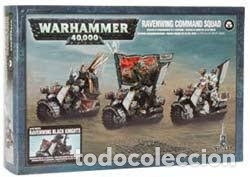 ESCUADRA DE MANDO DEL ALA DE CUERVO - WARHAMMER 40000 (Juguetes - Rol y Estrategia - Warhammer)