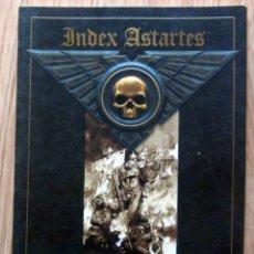 Giochi Antichi: WARHAMMER INDEX ASTARTES. Lote 180234153