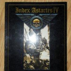 Giochi Antichi: WARHAMMER INDEX ASTARTES IV. Lote 180234345