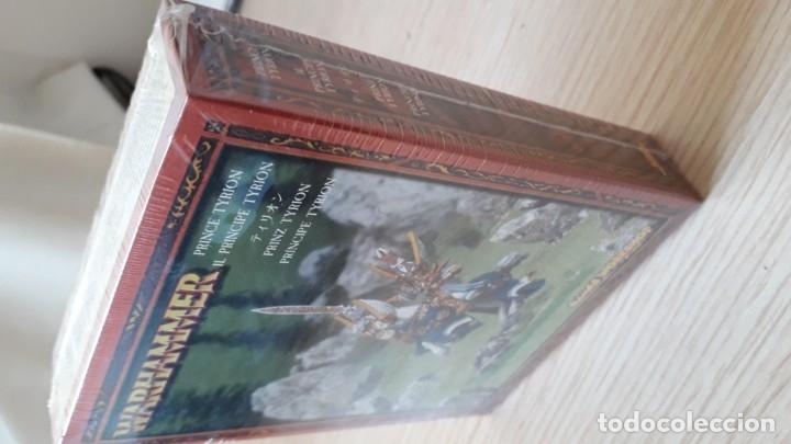 Juegos Antiguos: Principe Tyron - Warhammer - Foto 3 - 181581785