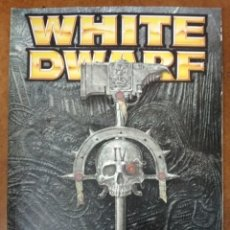 Juegos Antiguos: REVISTA WHITE DWARF Nº 113 - GAMES WORKSHOP. Lote 182294260
