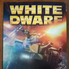 Juegos Antiguos: REVISTA WHITE DWARF Nº 101 - GAMES WORKSHOP. Lote 182294553