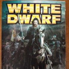 Juegos Antiguos: REVISTA WHITE DWARF Nº 104 - GAMES WORKSHOP. Lote 182294658