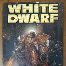 Juegos Antiguos: REVISTA WHITE DWARF Nº 114 - GAMES WORKSHOP. Lote 182295011
