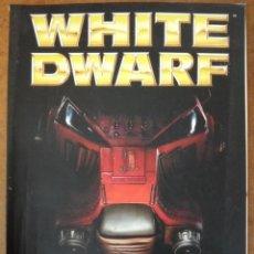 Juegos Antiguos: REVISTA WHITE DWARF Nº 120 - GAMES WORKSHOP. Lote 182295148