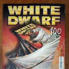Juegos Antiguos: REVISTA WHITE DWARF Nº 100 - GAMES WORKSHOP. Lote 182295522