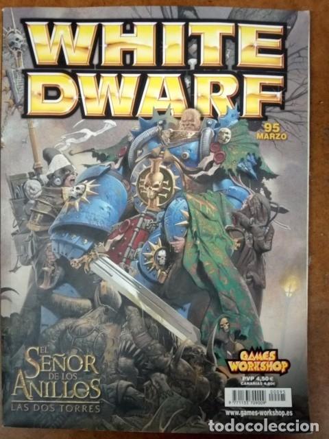 REVISTA WHITE DWARF Nº 95 - GAMES WORKSHOP (Juguetes - Rol y Estrategia - Warhammer)