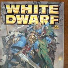 Juegos Antiguos: REVISTA WHITE DWARF Nº 95 - GAMES WORKSHOP. Lote 182295937