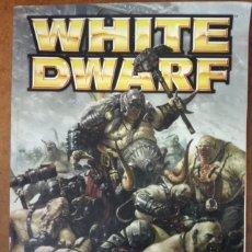 Juegos Antiguos: REVISTA WHITE DWARF Nº 117 - GAMES WORKSHOP. Lote 182296193