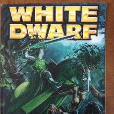 Juegos Antiguos: REVISTA WHITE DWARF Nº 106 - GAMES WORKSHOP. Lote 182302630