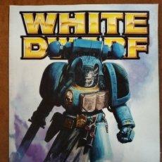 Juegos Antiguos: REVISTA WHITE DWARF Nº 102 - GAMES WORKSHOP. Lote 182304818