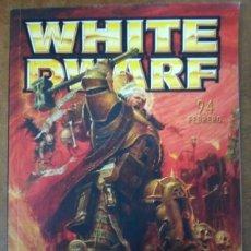 Juegos Antiguos: REVISTA WHITE DWARF Nº 94 - GAMES WORKSHOP. Lote 182305361
