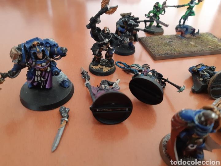 Juegos Antiguos: Warhammer 40k lote - Foto 2 - 182979446