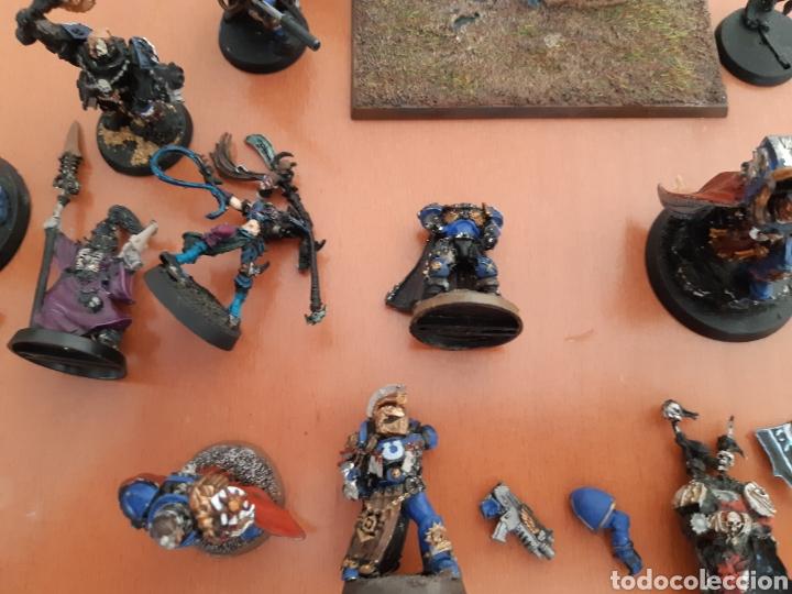 Juegos Antiguos: Warhammer 40k lote - Foto 3 - 182979446