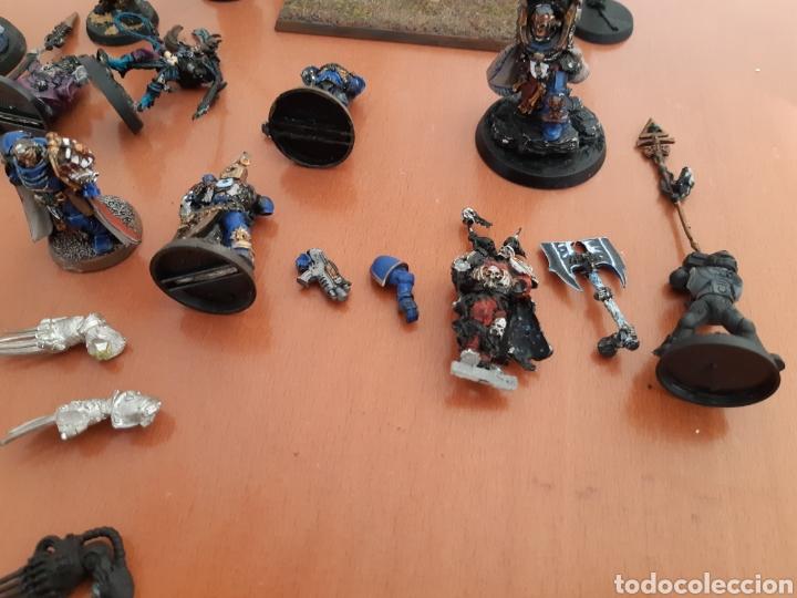 Juegos Antiguos: Warhammer 40k lote - Foto 4 - 182979446
