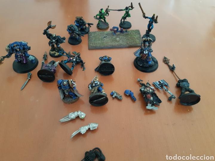 WARHAMMER 40K LOTE (Juguetes - Rol y Estrategia - Warhammer)