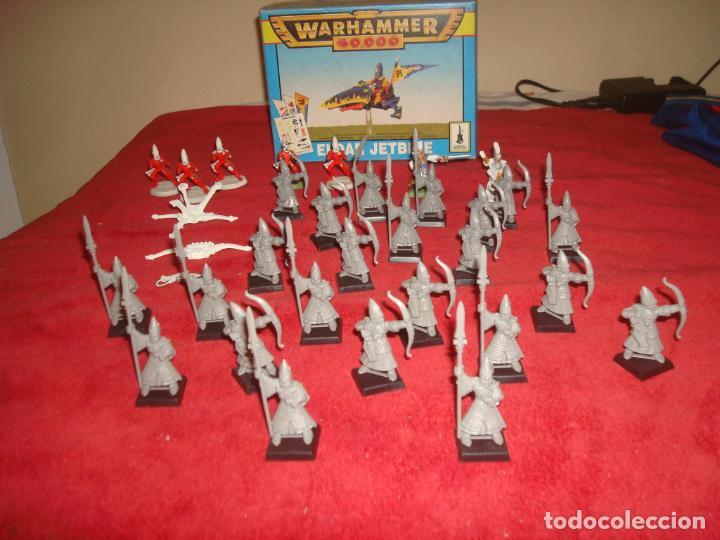 LOTE WARHAMMER (Juguetes - Rol y Estrategia - Warhammer)