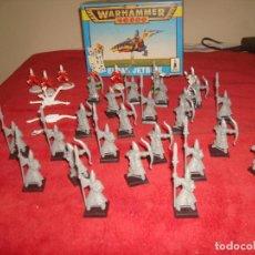 Juegos Antiguos: LOTE WARHAMMER. Lote 184481937