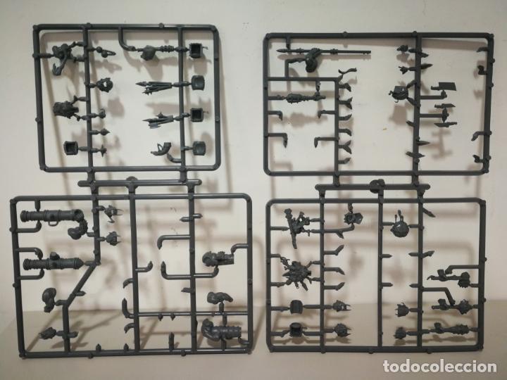 Juegos Antiguos: LOTE WARHAMMER FESTÍN DE HUESOS BATTLEFORCE NECRONS DESGUACES - Foto 11 - 184623807