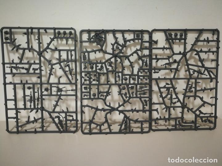 Juegos Antiguos: LOTE WARHAMMER FESTÍN DE HUESOS BATTLEFORCE NECRONS DESGUACES - Foto 23 - 184623807