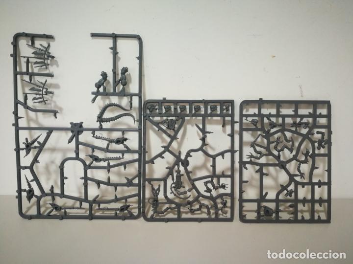 Juegos Antiguos: LOTE WARHAMMER FESTÍN DE HUESOS BATTLEFORCE NECRONS DESGUACES - Foto 30 - 184623807