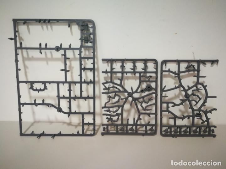 Juegos Antiguos: LOTE WARHAMMER FESTÍN DE HUESOS BATTLEFORCE NECRONS DESGUACES - Foto 32 - 184623807