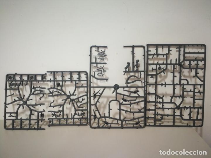 Juegos Antiguos: LOTE WARHAMMER FESTÍN DE HUESOS BATTLEFORCE NECRONS DESGUACES - Foto 33 - 184623807