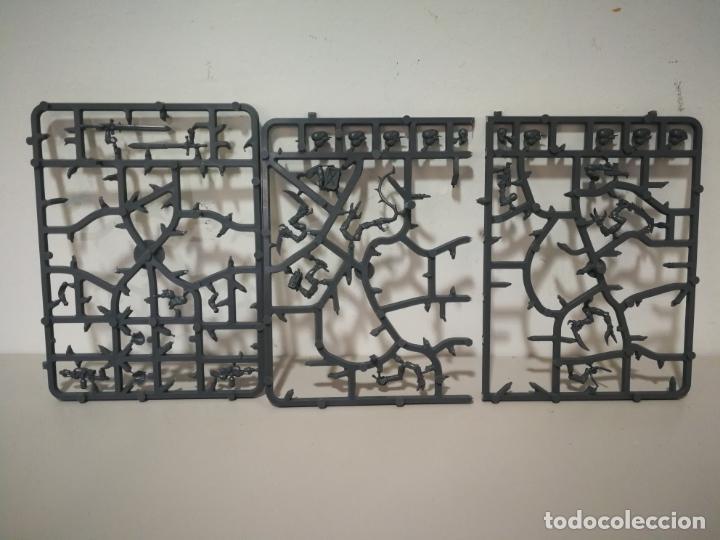 Juegos Antiguos: LOTE WARHAMMER FESTÍN DE HUESOS BATTLEFORCE NECRONS DESGUACES - Foto 36 - 184623807
