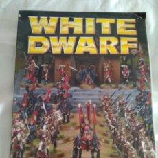 Jogos Antigos: REVISTA WHITE DWARF 130. Lote 185880572