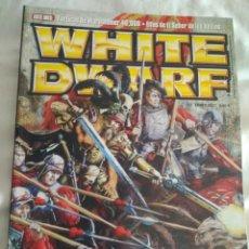 Jogos Antigos: REVISTA WHITE DWARF 141. Lote 185880631